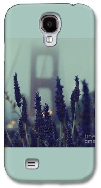 Purple Haze Daze Galaxy S4 Case