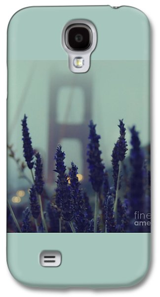 Bridges Galaxy S4 Case - Purple Haze Daze by Jennifer Ramirez