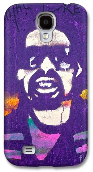 Purple Mac Dre Galaxy S4 Case