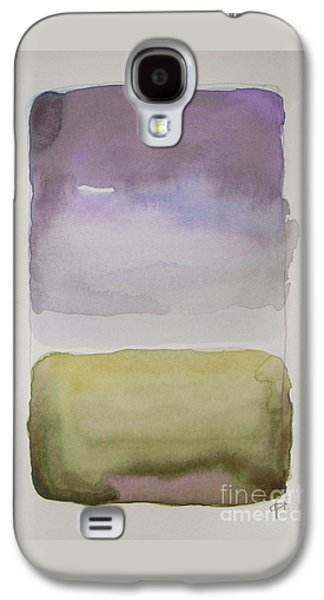 Purple Morning Galaxy S4 Case