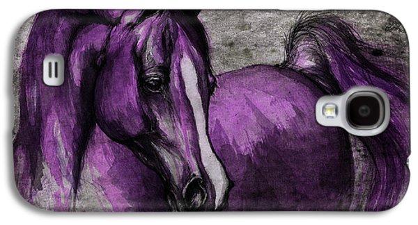 Purple One Galaxy S4 Case