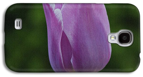 Purple Tulip Galaxy S4 Case