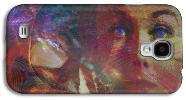 Pyewacket And Gillian - Square Version Galaxy S4 Case