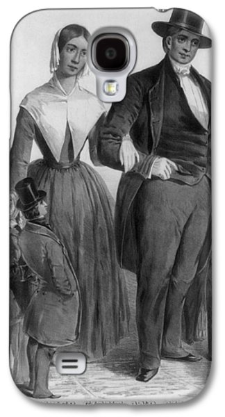 Quaker Giants, 1849 Galaxy S4 Case by Granger