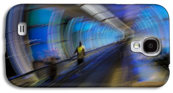 Galaxy S4 Case featuring the photograph Quantum Tunneling by Alex Lapidus