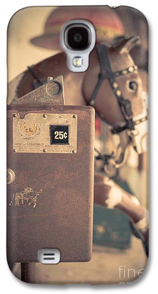 Quarter Horse Galaxy S4 Case by Edward Fielding