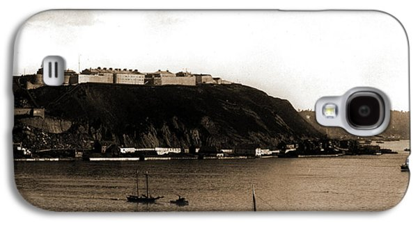 Quebec From Levis, Forts & Fortifications Galaxy S4 Case