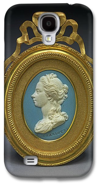Queen Charlotte Q Galaxy S4 Case by Litz Collection