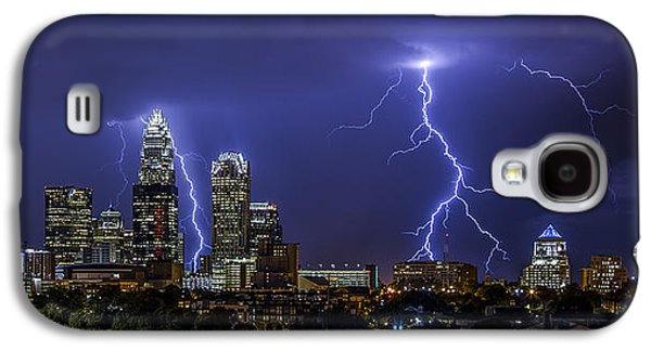 Queen City Strike Galaxy S4 Case by Chris Austin