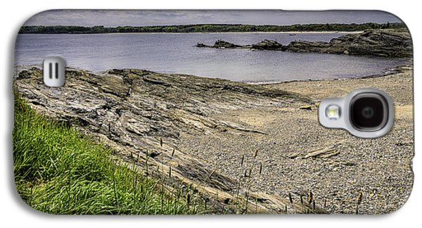 Galaxy S4 Case featuring the photograph Quiet Cove by Mark Myhaver