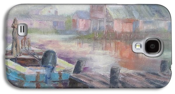Quiet Morning In East Point Galaxy S4 Case by Susan Richardson