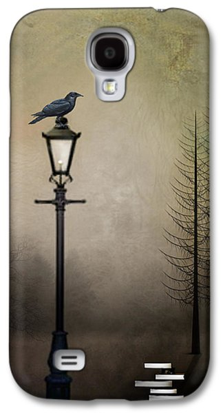 Quote The Raven Galaxy S4 Case