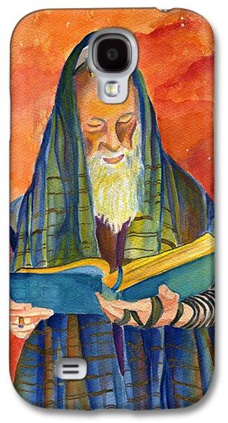 Rabbi I Galaxy S4 Case by Dawnstarstudios