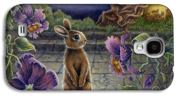 Rabbit Dreams Galaxy S4 Case