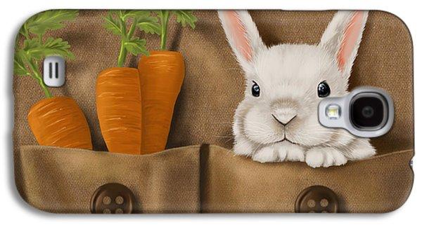 Rabbit Hole Galaxy S4 Case by Veronica Minozzi