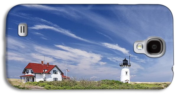 Race Point Light Galaxy S4 Case by Bill Wakeley