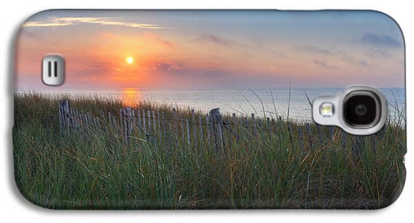 Race Point Sunset Galaxy S4 Case by Bill Wakeley