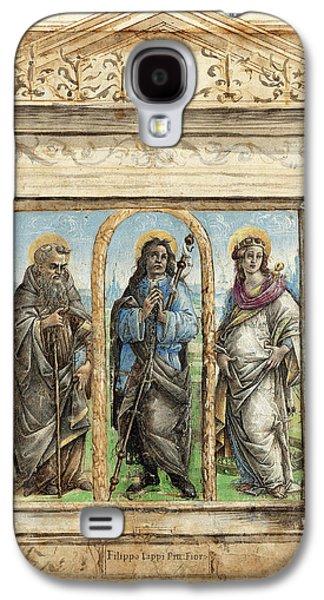 Raffaellino Del Garbo Italian, 1466 - 1524 Galaxy S4 Case by Quint Lox