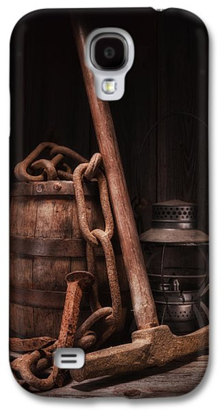 Railway Still Life Galaxy S4 Case