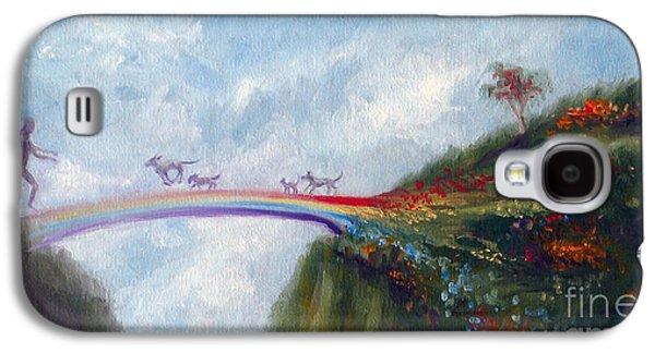 Architecture Galaxy S4 Case - Rainbow Bridge by Stella Violano
