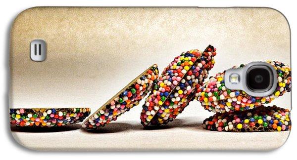 Rainbow Non Pareils Chocolate Galaxy S4 Case