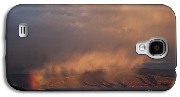 Rainbow Rain Galaxy S4 Case