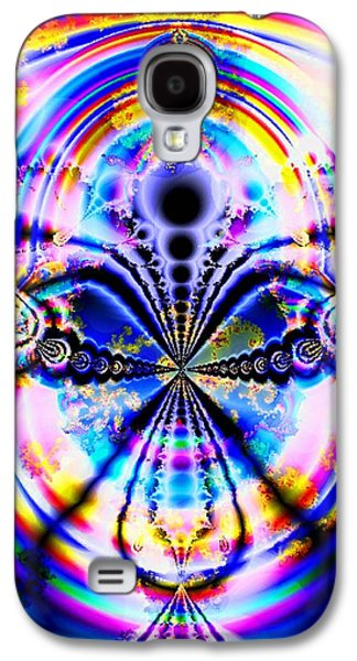 Rainbows And Dragonflies Galaxy S4 Case