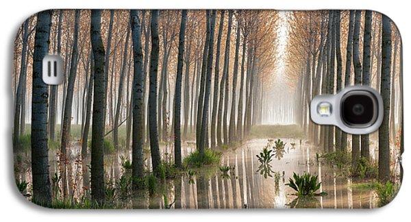 Rains Of Spring Galaxy S4 Case