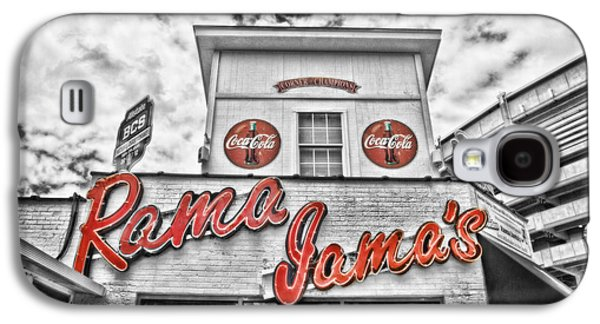 Rama Jama's Galaxy S4 Case by Scott Pellegrin