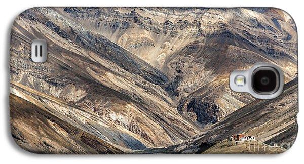 Rangdum Monastery, Rangdum, 2006 Galaxy S4 Case by Hitendra SINKAR