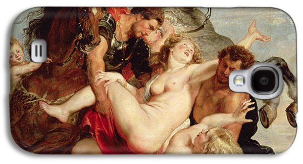 Rape Of The Daughters Of Leucippus Galaxy S4 Case