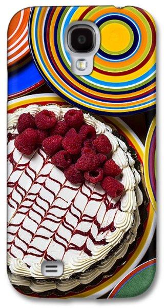 Raspberry Cake Galaxy S4 Case