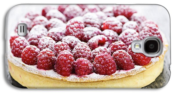 Raspberry Tart Galaxy S4 Case