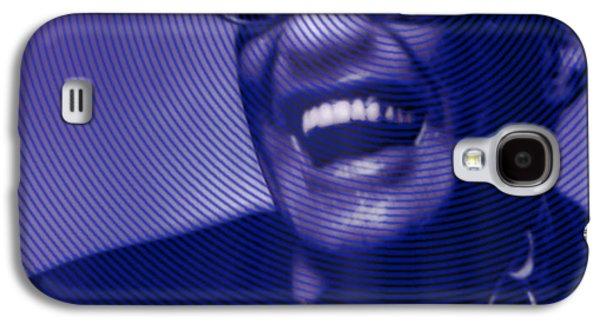 Ray Charles Robinson Galaxy S4 Case