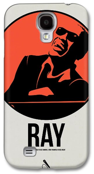 Ray Poster 1 Galaxy S4 Case
