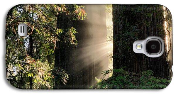 Rays Of Light Galaxy S4 Case