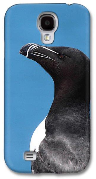 Razorbill Profile Galaxy S4 Case by Bruce J Robinson