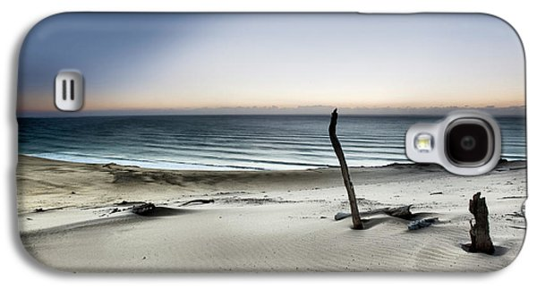 Beach Landscape Galaxy S4 Case - Reach For The Sun by Mel Brackstone