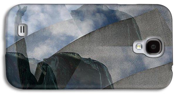 Reaching Heaven Galaxy S4 Case