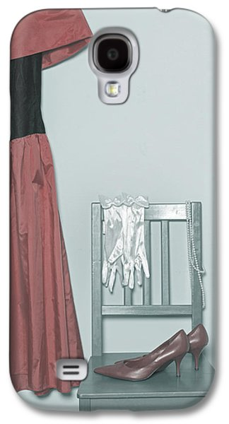 Ready To Go Out Galaxy S4 Case