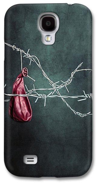 Red Balloon Galaxy S4 Case by Joana Kruse