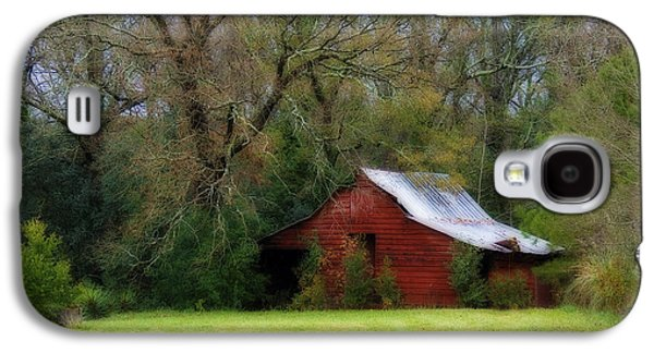 Red Barn Galaxy S4 Case by Steven Richardson