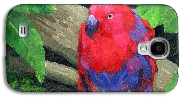 Red Bird Galaxy S4 Case