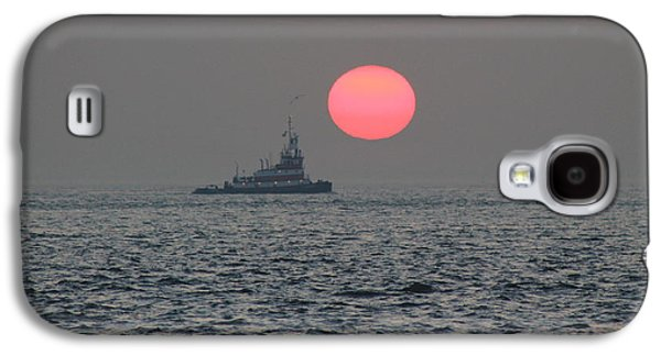 Red Gigant Galaxy S4 Case by Eugene Charkov