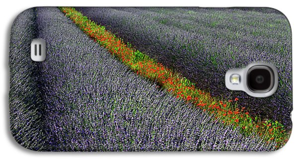 Red Line Galaxy S4 Case