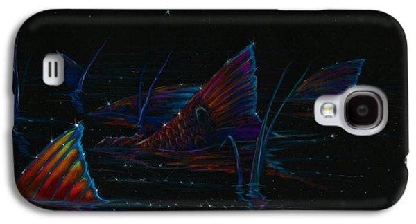 Red Night  Galaxy S4 Case