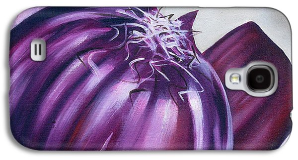 Red Onion Galaxy S4 Case