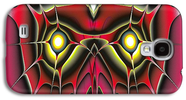 Red Owl Galaxy S4 Case