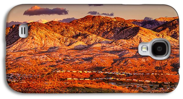 Galaxy S4 Case featuring the photograph Red Planet by Mark Myhaver