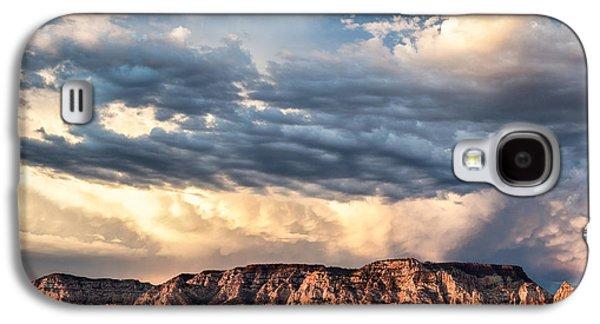 Red Rocks Of Sedona Galaxy S4 Case